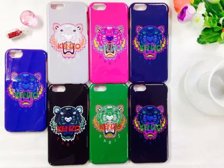 20pcs New Favourite High Quality New Design KENZOE Steller Tiger tpu shell Case Cover For 6