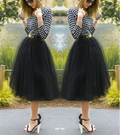 Aliexpress jupe longue