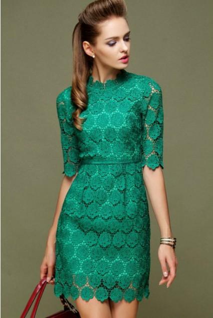 acbea8f147c9e Robe dentelle 123 - Vêtement Aliexpress
