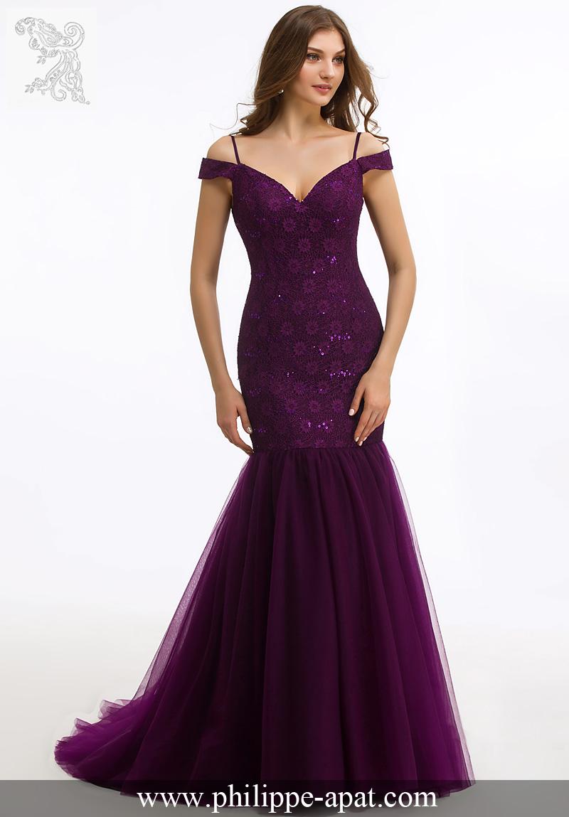 Modèle robe de soirée - Vêtement Aliexpress