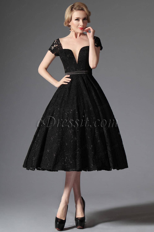prix d'usine 1db9e 9a135 Robe de soirée année 50 - Vêtement Aliexpress