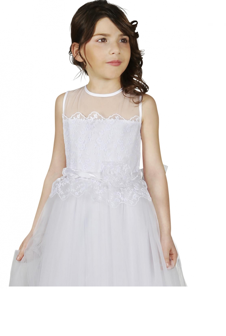 dc24decc2fc91 Robe dentelle jeune fille - Vêtement Aliexpress