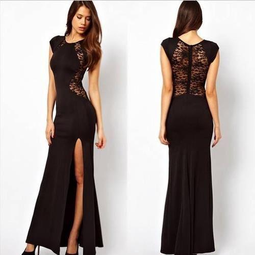 6b9988a4670e33 Femme robe de soirée - Vêtement Aliexpress