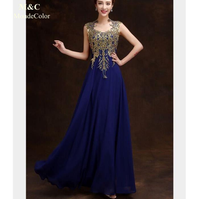 1f81467ec5 Robe de cérémonie longue femme - Vêtement Aliexpress