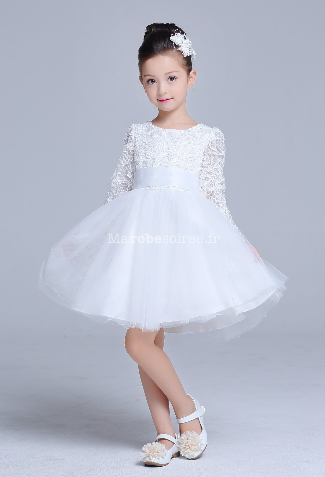 e0fae78f3431b Robe fille pour un mariage - Vêtement Aliexpress