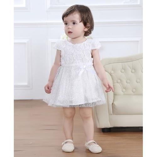 1b29e48c6f4c7 Robe ceremonie fille 9 mois - Vêtement Aliexpress