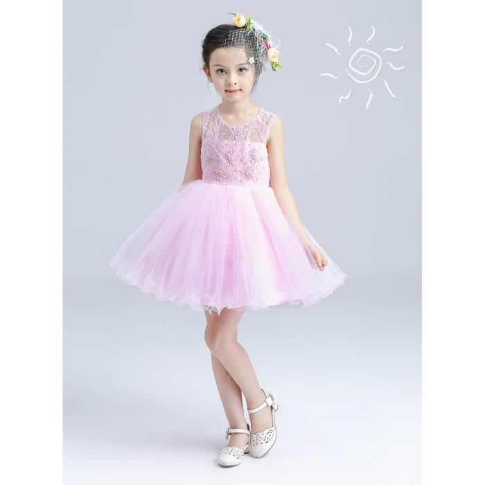 efee539ac2c8f Robe fille 2 ans mariage - Vêtement Aliexpress
