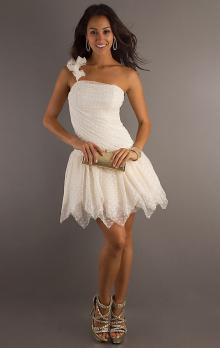 faad1ee0cb312 Robe blanche cocktail pas cher - Vêtement Aliexpress