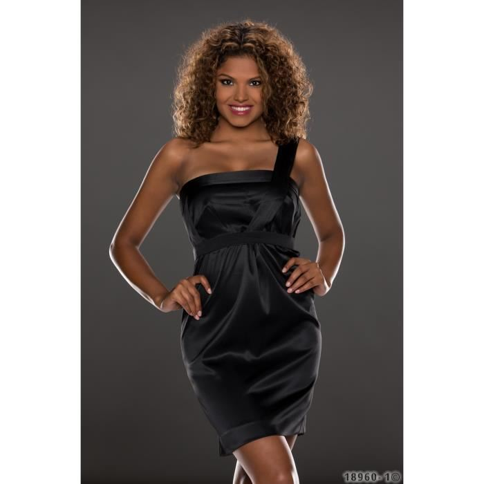 recherche d'authentique design professionnel prix attractif Vêtement Aliexpress Noire Robe Ceremonie QxdBrCWoEe